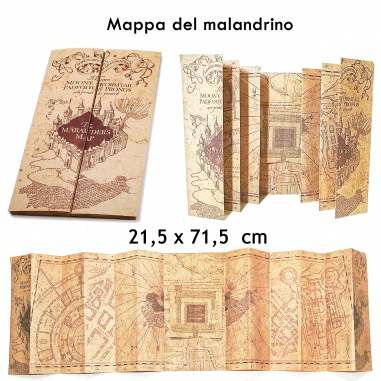 Mappa del malandrino