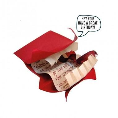 Harry Potter Lettera Urlatrice...