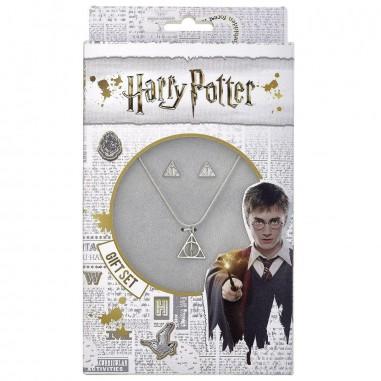 Harry Potter set collana e orecchini...