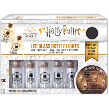 Harry Potter Catena Luci LED in...