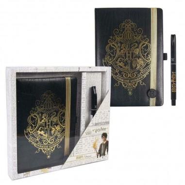 Harry Potter set cartoleria notebook...
