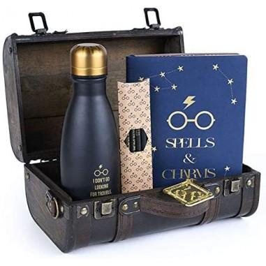 Harry Potter Box Hogwarts con valigia...