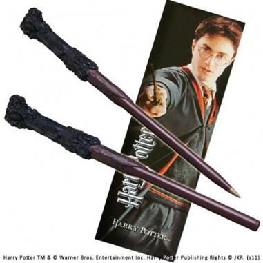 Harry Potter Penna e Segnalibro Noble...