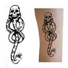 Tatuaggio reversibile...