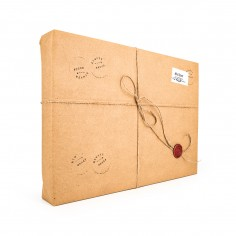 Royal Box con Bacchetta e...