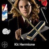 ⚠️ Nuovi Kit dei personaggi di Harry Potter ⚡ 😍 Partecipate al contest su Instagram per vincere il vostro preferito 🔝  #harrypotter #hogwarts #alwayswands #bacchette #gadget #grifondoro #serpeverde #corvonero #tassorosso #hermione