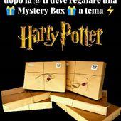 ⚡Quale miglior regalo di Natale 🎄 per un Potterhead se non una 🎁 Mystery Box a tema ⚡ Harry Potter della propria casa preferita? 😍 ⚜️Le trovate in due versioni: 🅱️ BASIC da 29.90€ 🅿️ PREMIUM da 59.90€ ➡️Selezionate la tipologia, scegliete la casa e il gioco è fatto!🎉 #potterhead #pottermore #harrypotter #mysterybox #alwayswands #regalidinatale #hogwarts #magic #bacchette #grifondoro #serpeverde #corvonero #tassorosso
