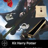 ⚠️ Nuovi Kit dei personaggi di Harry Potter ⚡ 😍 Partecipate al contest su Instagram per vincere il vostro preferito 🔝  #harrypotter #hogwarts #alwayswands #bacchette #gadget #grifondoro #serpeverde #corvonero #tassorosso #harry