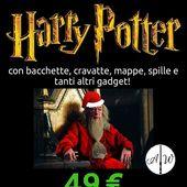 🎄Babbo Natale arriva per tutti! ⚡ ➡️ Se avete fatto i bravi, regalatevi un Natale magico con i fantastici kit dei personaggi di Harry Potter, che trovate solo da @alwayswands  #natale #harrypotter #regali #magia #hogwarts #grifondoro #serpeverde #corvonero #tassorosso