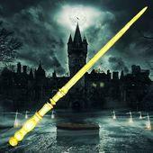 Ricavata da legno di quercia 🌳 , 15 pollici di lunghezza, rigida ⚡nucleo di piuma di fenice ✨ 🔗www.alwayswands.com 🔗  #harrypotter #hogwarts#handmade#wand #wood #madeinitaly #magic #gryffindor #slytherin #ravenclaw #hufflepuff #alwayswand