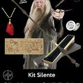 ⚠️ Nuovi Kit dei personaggi di Harry Potter ⚡ 😍 Partecipate al contest su Instagram per vincere il vostro preferito 🔝  #harrypotter #hogwarts #alwayswands #bacchette #gadget #grifondoro #serpeverde #corvonero #tassorosso #albussilente